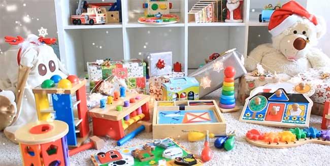 Набор подарков мальчику на годик