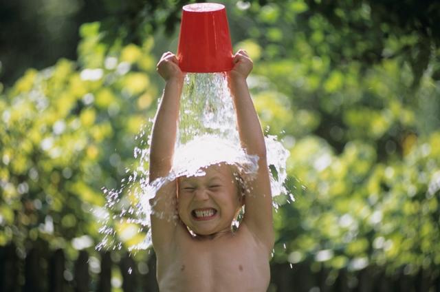 Водные закаливания для детей