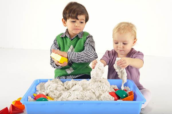 Песок для ребенка