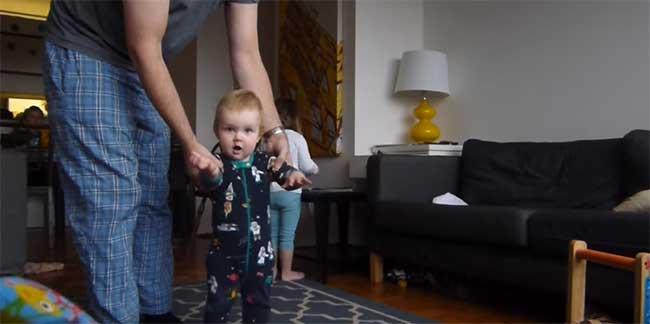 Подстраховка для малыша