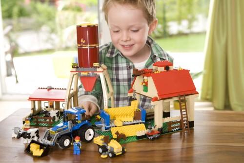 Конструктор Лего для мальчика