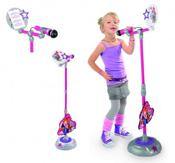 Микрофон для девочки