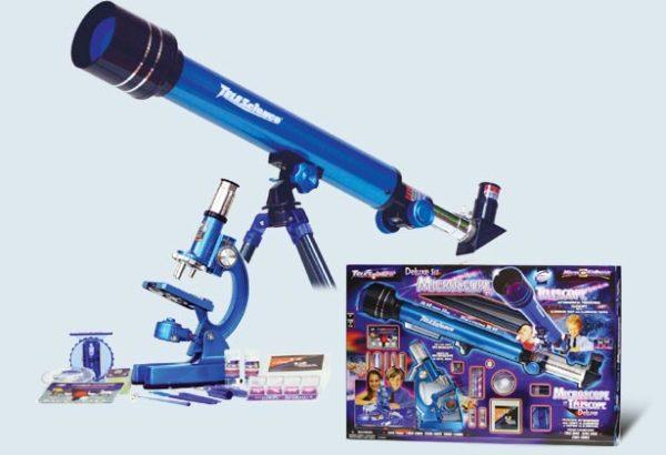 Микроскоп и телескоп