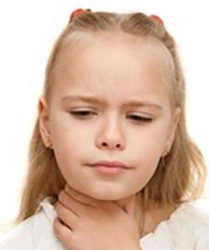Фарингит у детей симптомы диагностика и лечение