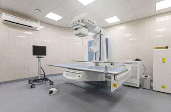 Кабинет для проведения рентгена