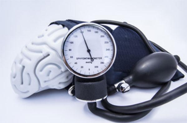 Мозг и аппарат давления