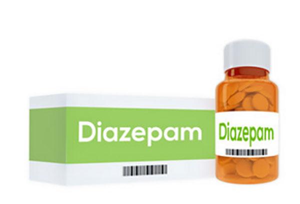 Упаковка таблеток Диазепам