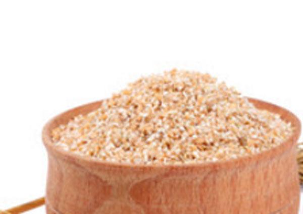 Сырая пшеничная крупа
