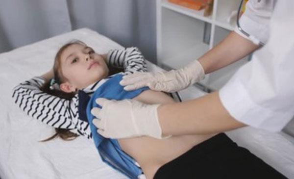 Тошнота у ребенка без температуры причины