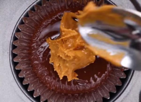 Добавление арахисового масла