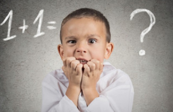 Ребенок не знает, сколько будет 1+1