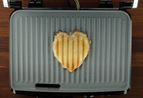 Бутерброд на гриле